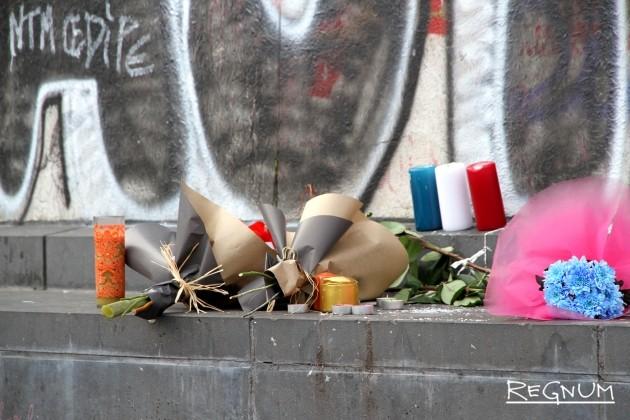 Бельгийская полиция арестовала двух предполагаемых террористов