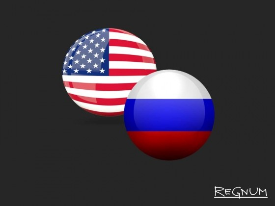 США — Россия