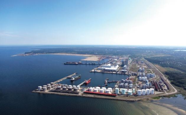 Порт Мууга, Эстония