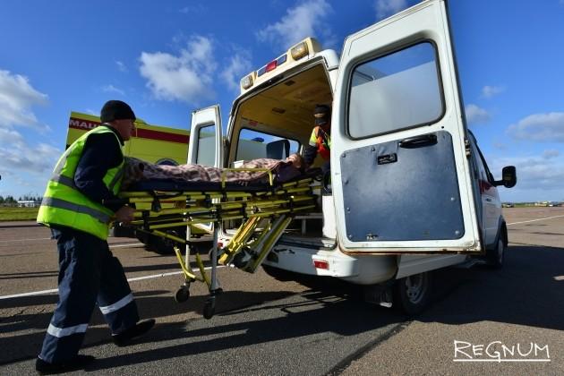 На Камчатке скорая не успела спасти умирающего из-за водителя иномарки