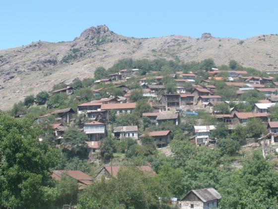 Мирное карабахское село