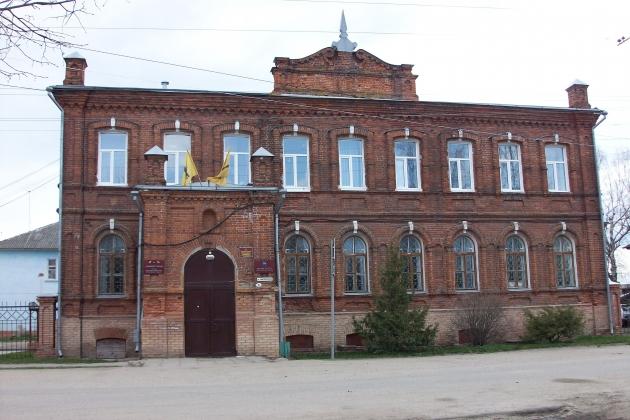 Здание Переславль-Залесской городской Думы