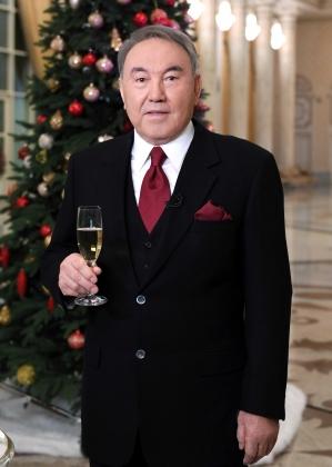 Президент Нурсултан Назарбаев