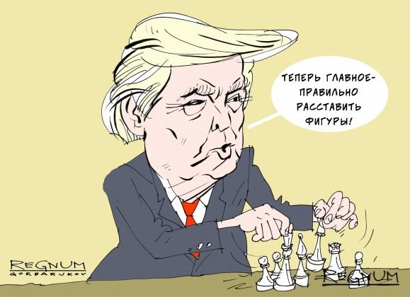 Главный вопрос 2017 года: возможен ли стратегический союз Путина и Трампа?