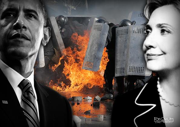 Obamaklintwar