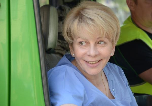 Военному детскому санаторию в Евпатории присвоено имя Елизаветы Глинки