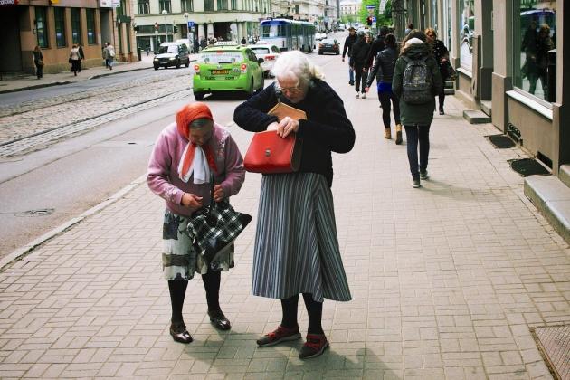 «Финансового резерва Латвии хватит только на выплату двух пенсий»