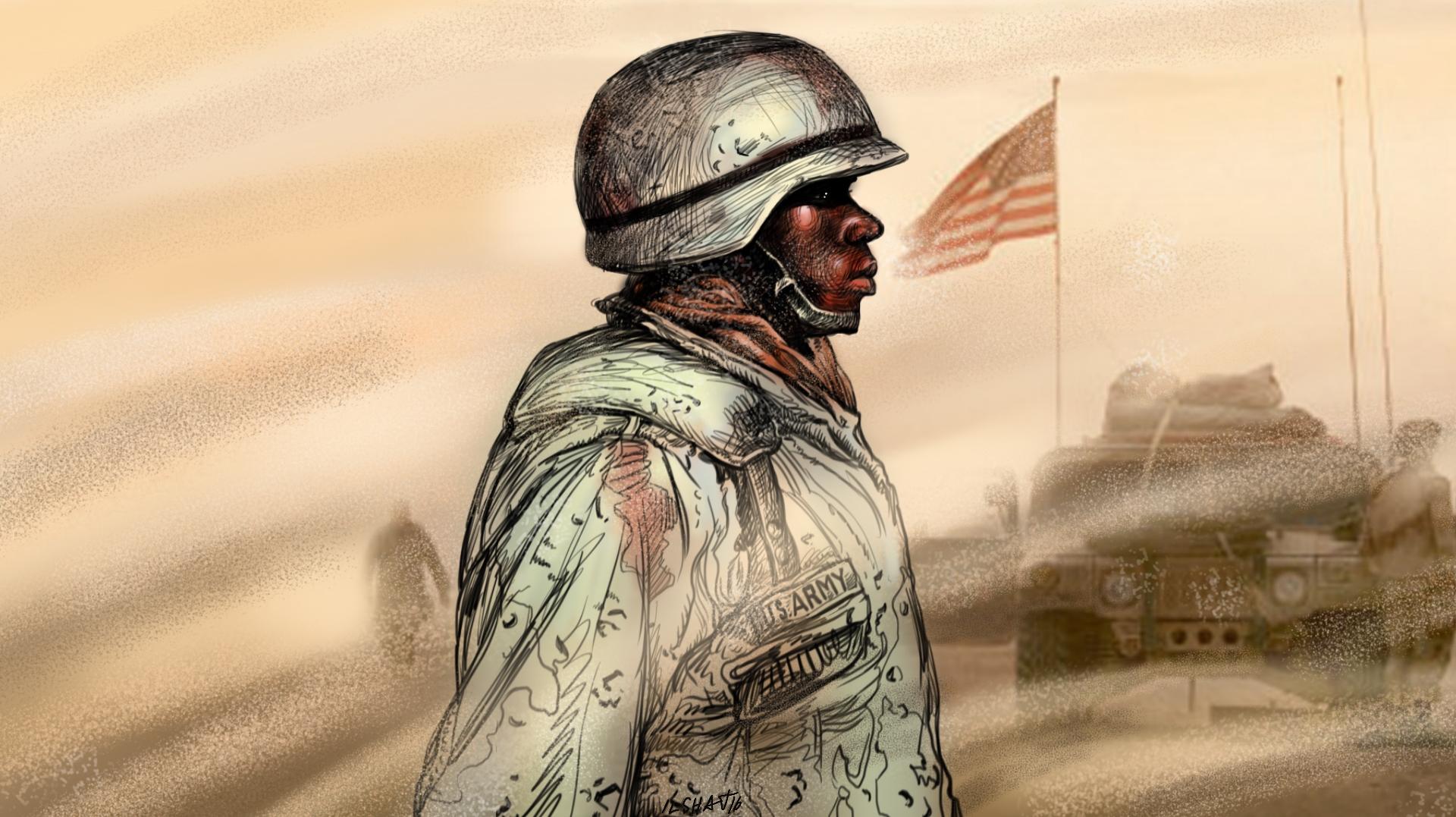 Операция «Буря в пустыне»