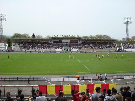 В ремонт республиканского стадиона в Северной Осетии вложат 60 млн рублей