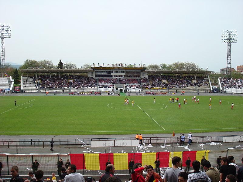 Республиканский стадион «Спартак» во Владикваказе
