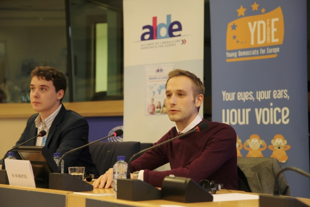ALDE Winter Academy 2016