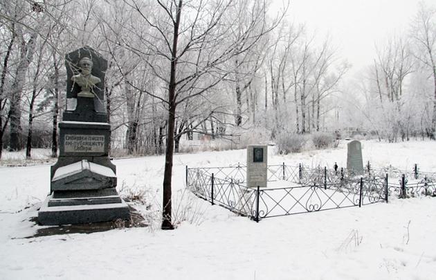 Нагорный парк — бывшее нагорное кладбище в Барнауле
