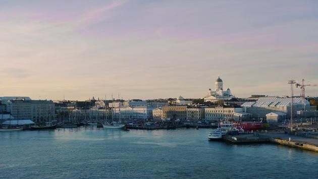 Порт Хельсинки подвёл итоги 2016 года