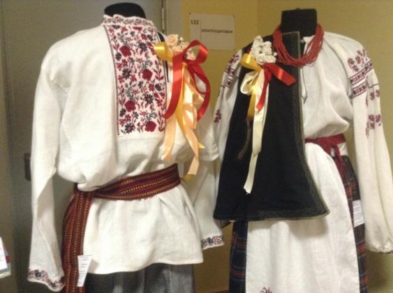 Свадебные национальные наряды народностей, проживающих на Алтае