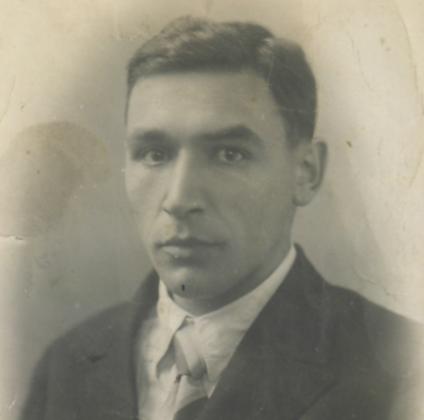 М. Н. Грановский, 1938
