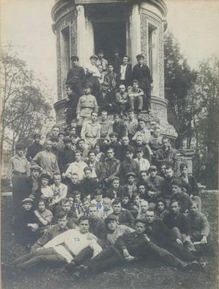 Коммуна ЛЭТИ (Ленинградского электротехнического института), 1925-1926