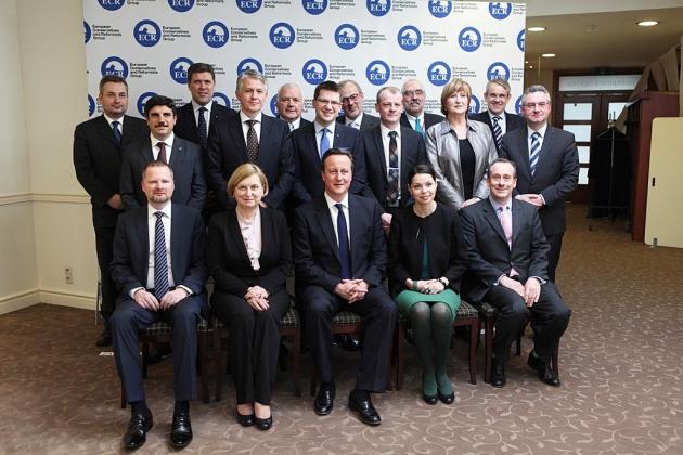 Альянс консерваторов и реформистов в Европе (АКРЕ)
