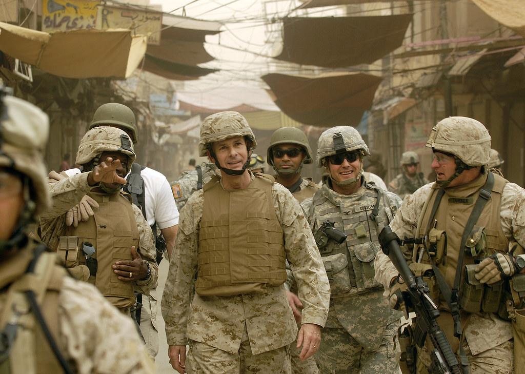 Вторжение в Ирак