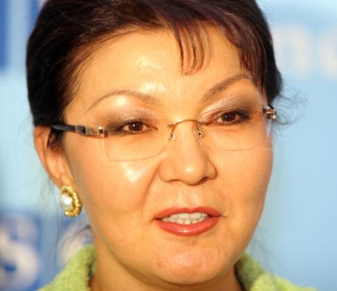 Дарига Назарбаева, дочь Нурсултана Назарбаева