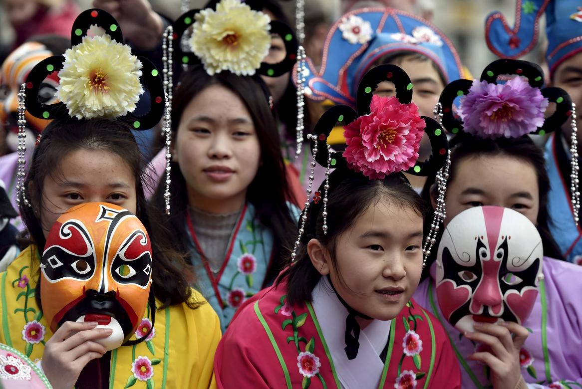 Общенациональные каникулы в Китае