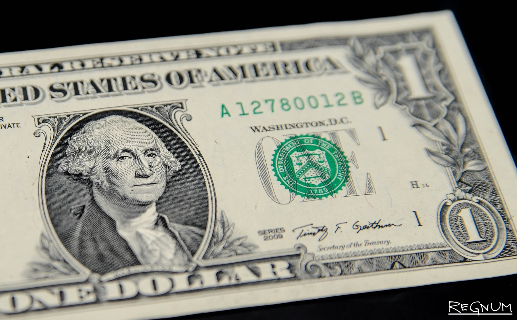 Американский доллар фото