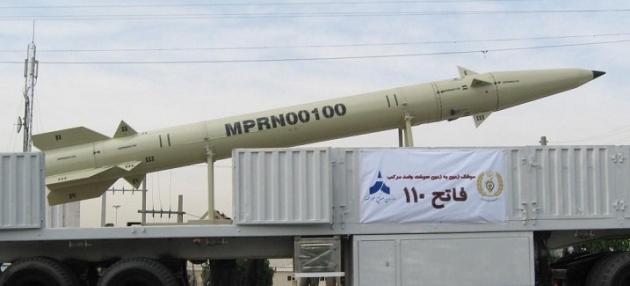 Иранская ракета