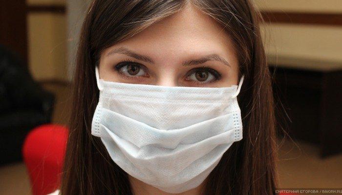 Заболеваемость ОРВИ в Алтайском крае