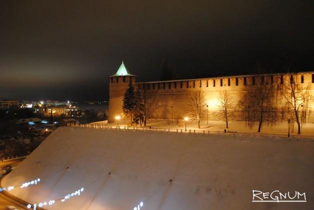 Башни нижегородского кремля отреставрируют к 800-летию Нижнего Новгорода