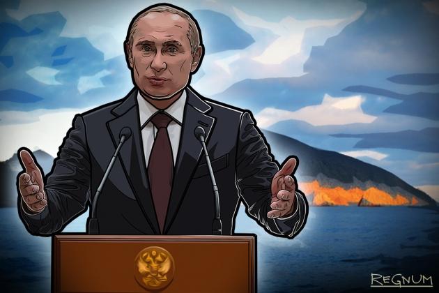 Владимир Путин назначил прокурора Крыма