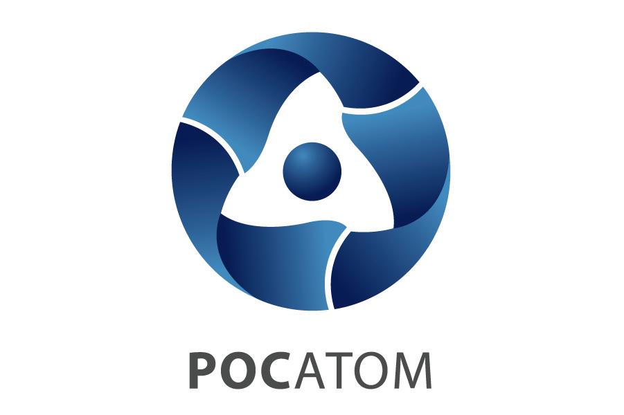 Логотип Госкорпорации «Росатом»