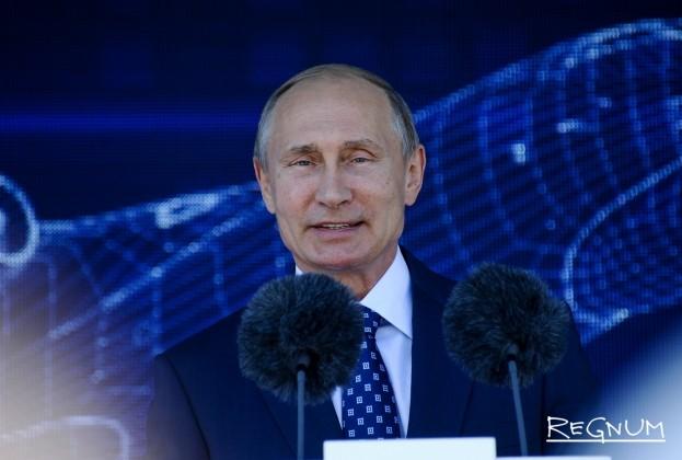Путин присудил молодым ученым премии за 2016 год