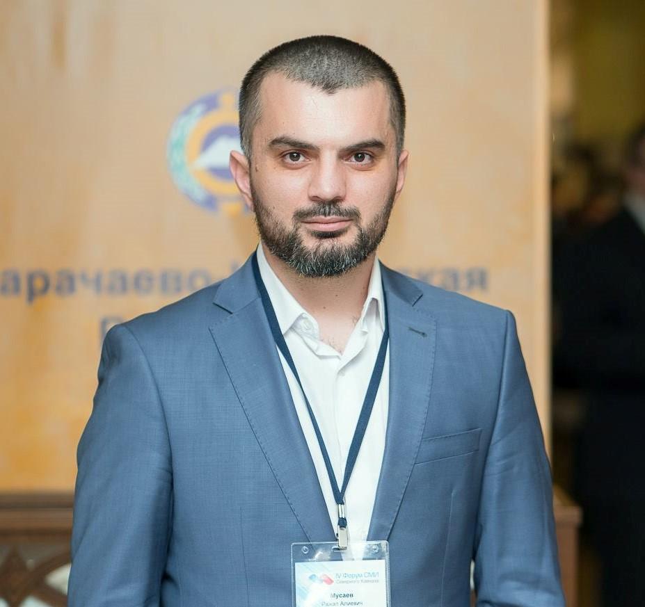 Руководитель оргкомитета Всероссийской интернет-премии «Прометей-2016» Ражап Мусаев