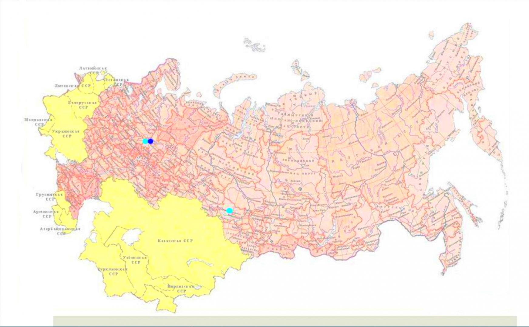 Рис. 4. Оставшиеся биотехнологические производства в РФ на 2010 год