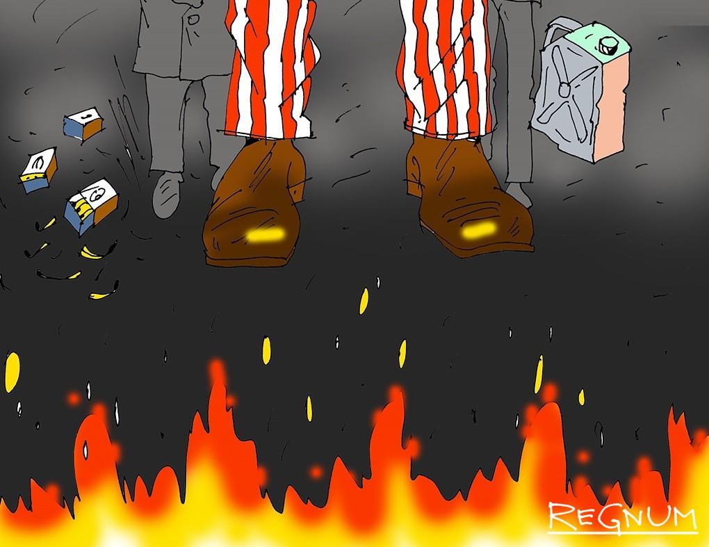 Поджигатели войны