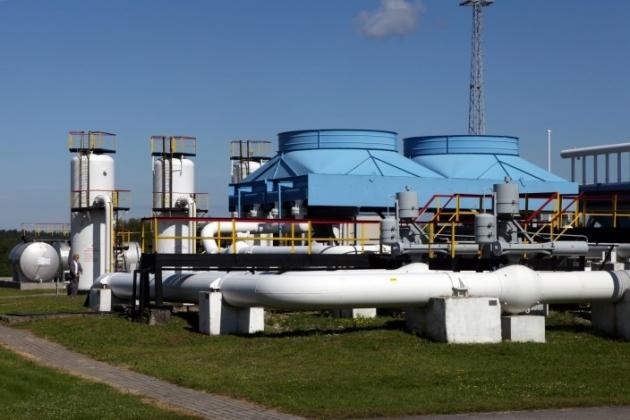 Инчукалнское газовое хранилище