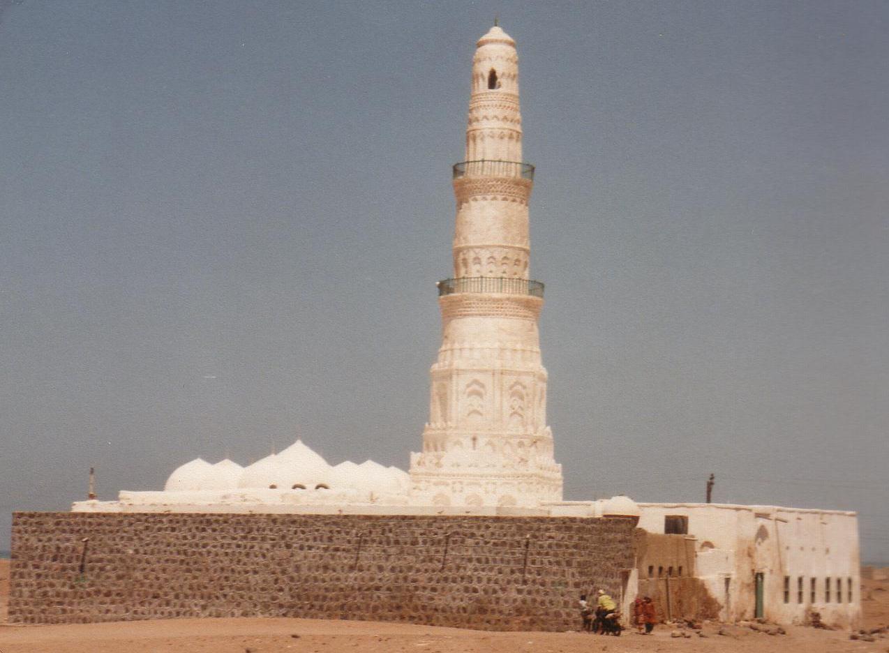 Мечеть в Моха