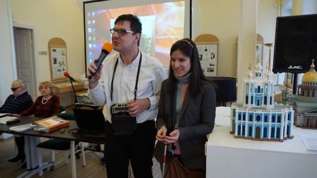 Алия Нуруллина и Олег Шевкун