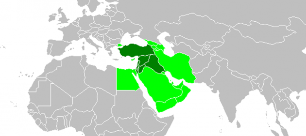 Угроза с юга: Ближний Восток и Кавказ в 2017 году