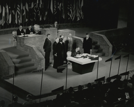 Конференция в Сан-Франциско. 1951