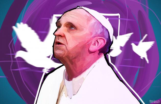 Всемирная церковь: новые успехи Ватикана в 2017 году — реальность и прогноз