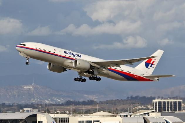 Малазийский Boeing