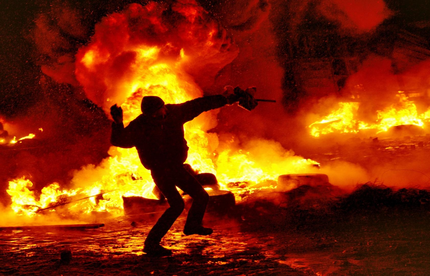 Майдан в 2014-м