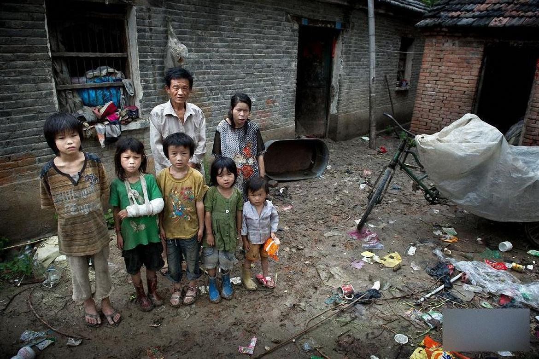 фото бедных китайцев что других странах