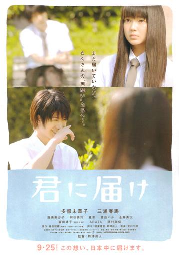 Афиша фильма «Тебе от меня» (2010)