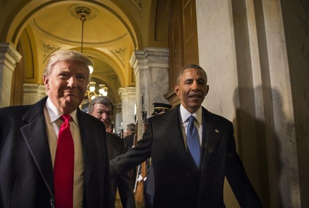 Трамп обвинил Обаму в мягком отношении к России