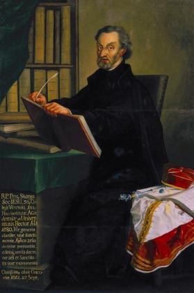 Идеолог Брестской унии иезуит Пётр Скарга