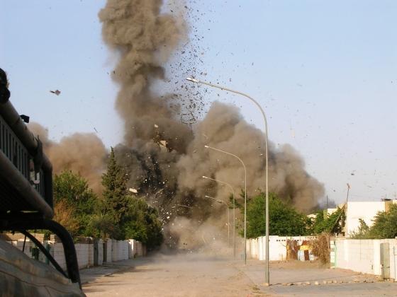 Пять солдат Египта погибли при взрыве на севере Синая
