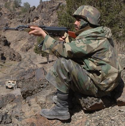 Боевики атаковали армейский пост в афганской провинции Нангархар