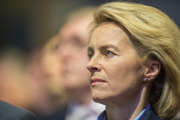 Германия: США заинтересованы в стабильном Европейском союзе
