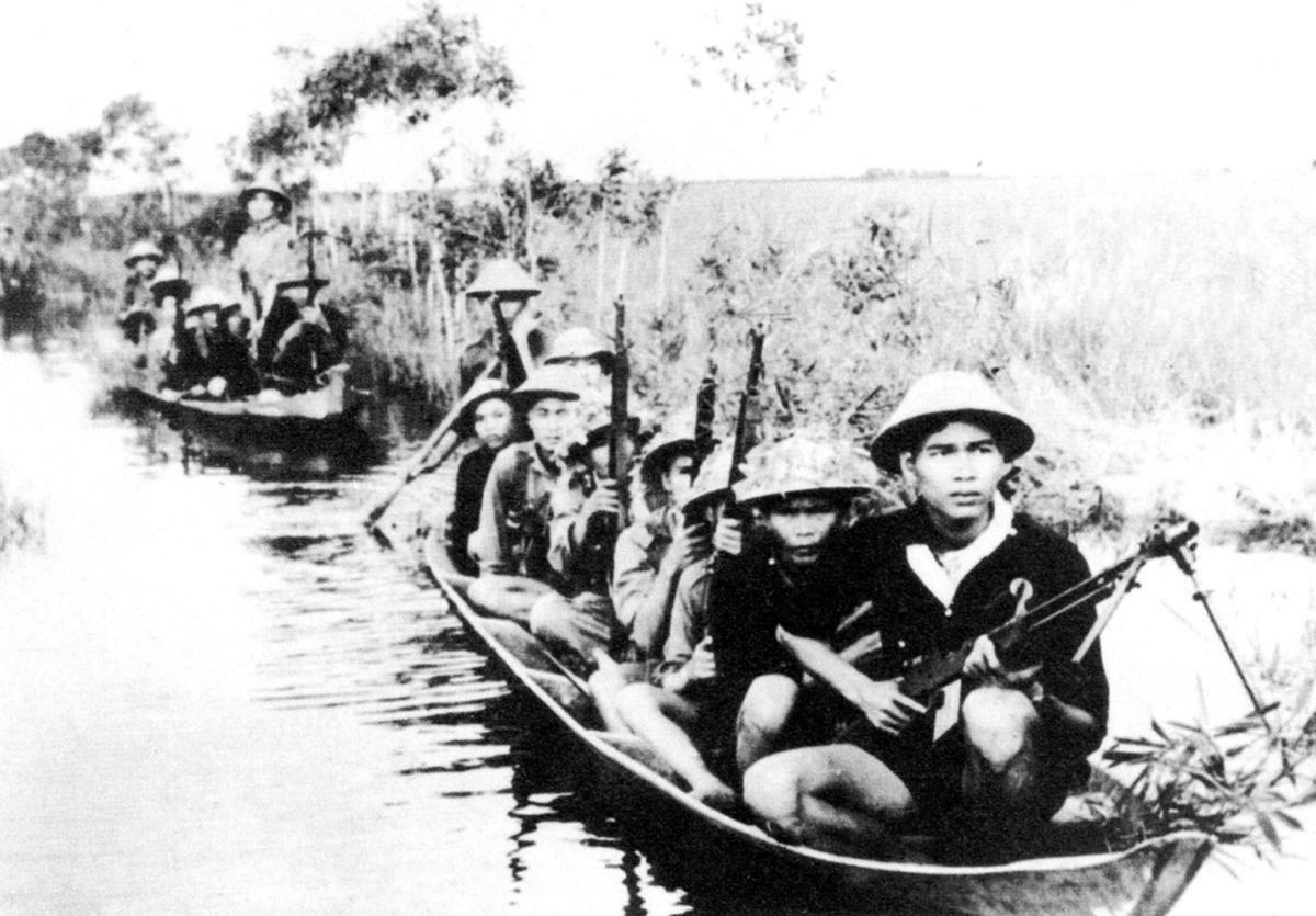 a comparison of guerrilla warfare in korea and vietnam